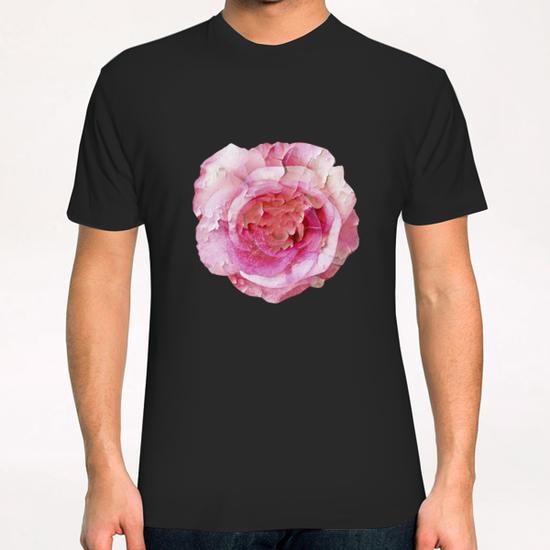 Roses de Lourmarin T-Shirt by Ivailo K