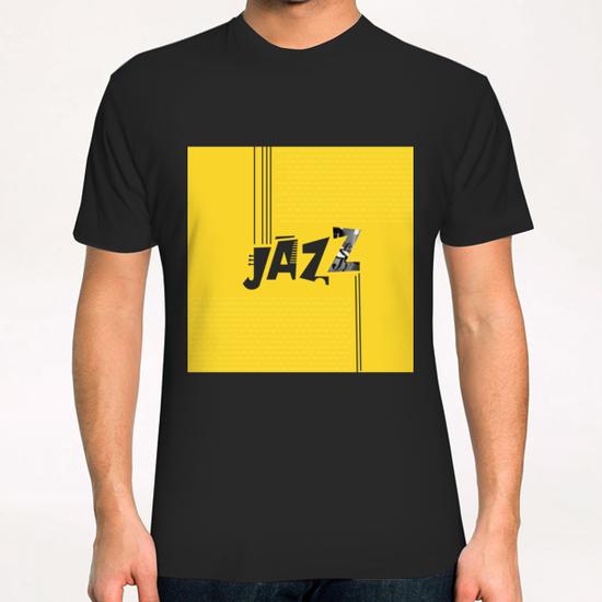 Jazz T-Shirt by cinema4design