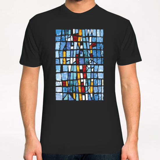 Vitrail T-Shirt by Georgio Fabrello