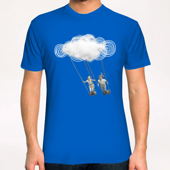 V&C in the sky T-Shirt by tzigone