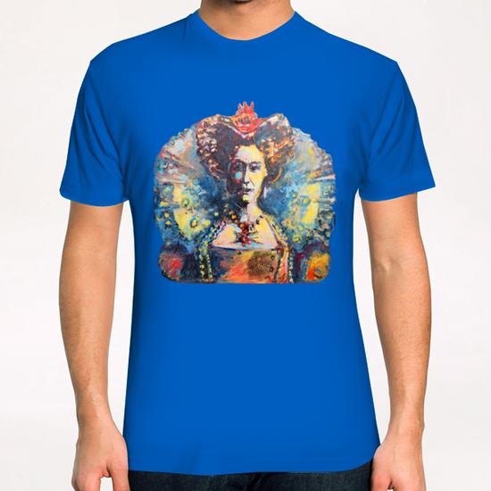 Solar Queen T-Shirt by Georgio Fabrello