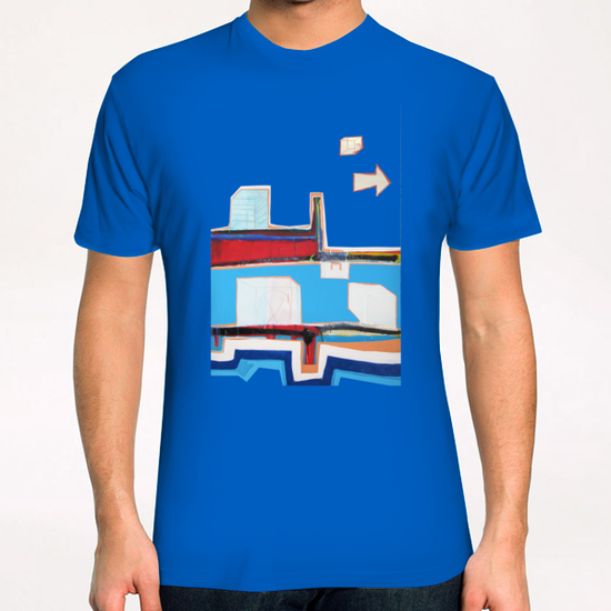 City T-Shirt by Pierre-Michael Faure