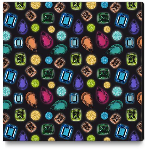 Gemstones Canvas Print by vannina