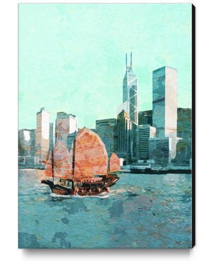 Hong Kong  Canvas Print by Malixx