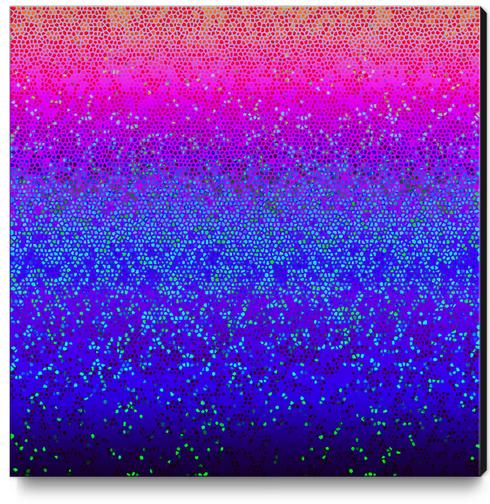 Glitter Star Dust G248 Canvas Print by MedusArt