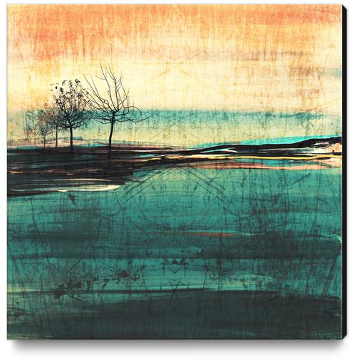 Romance at Sunset  Canvas Print by Irena Orlov