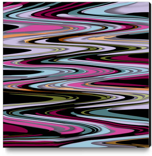 Frequency Canvas Print by Shelly Bremmer