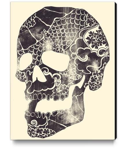 Ancestors Canvas Print by Tobias Fonseca
