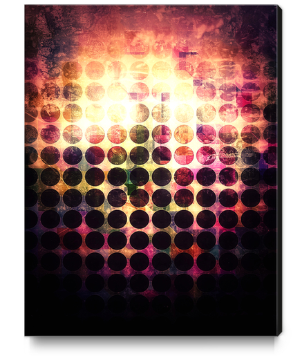 BORNING LIGHT Canvas Print by Chrisb Marquez