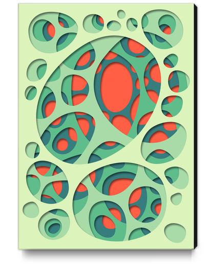 Interarea #07 Canvas Print by Azarias