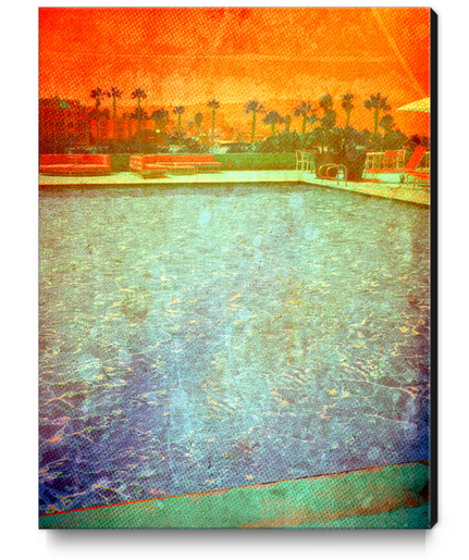 Refreshing Canvas Print by Malixx