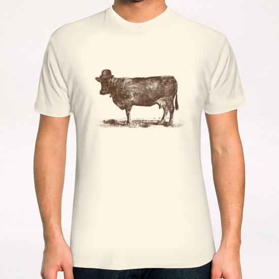 Cow Cow Nut T-Shirt by Florent Bodart - Speakerine