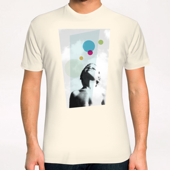 Regard T-Shirt by Vic Storia