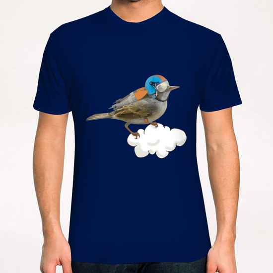 Rocket Bird T-Shirt by tzigone