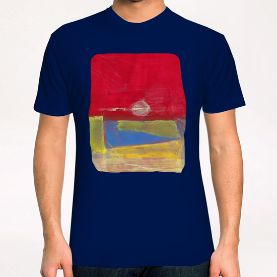 Coucher de Soleil T-Shirt by Pierre-Michael Faure