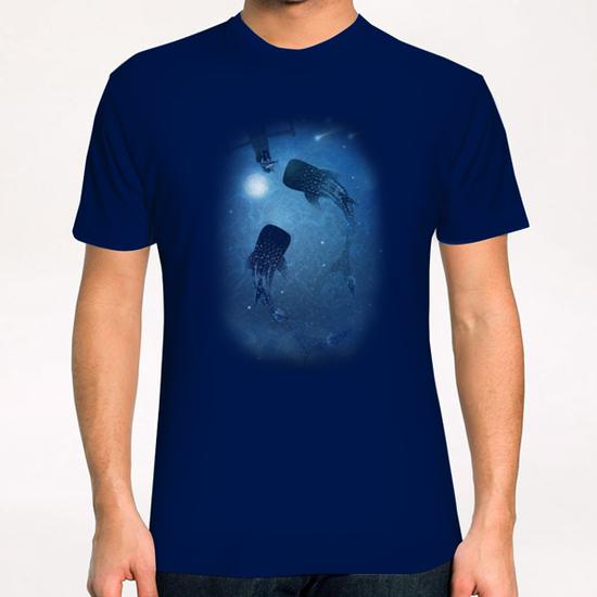 The Serenade T-Shirt by dEMOnyo