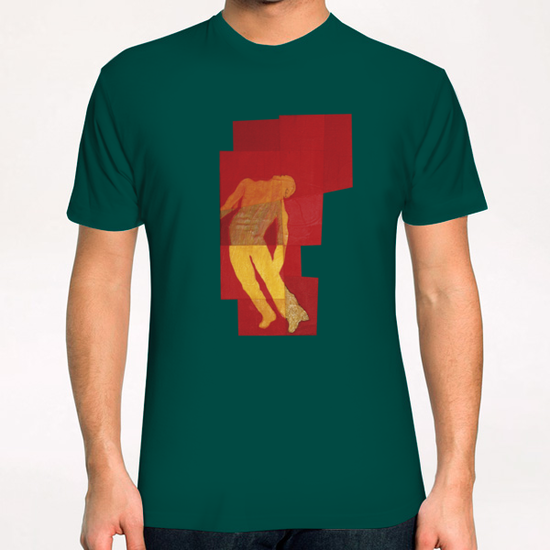 Tension T-Shirt by Pierre-Michael Faure