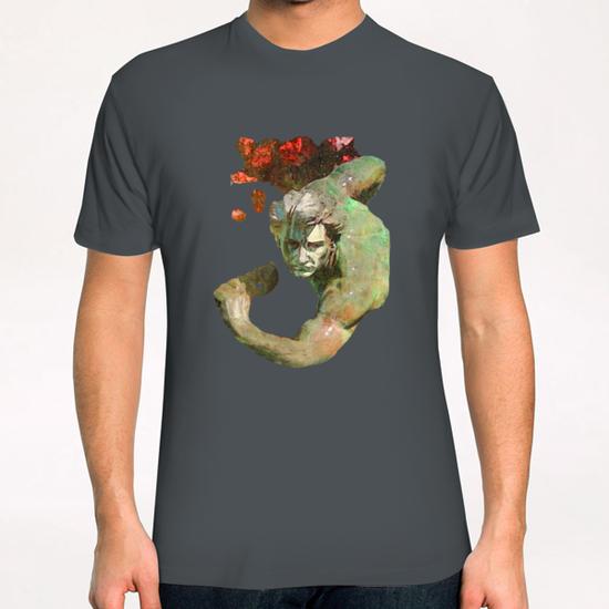 l'homme au masque T-Shirt by Malixx