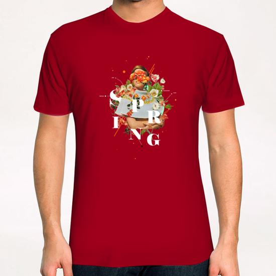 Spring T-Shirt by Frank Moth