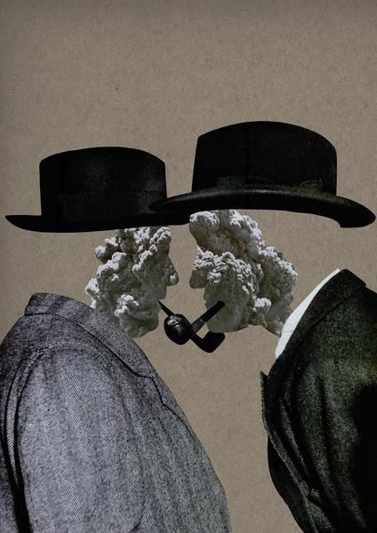 Smoke (II) by Lerson