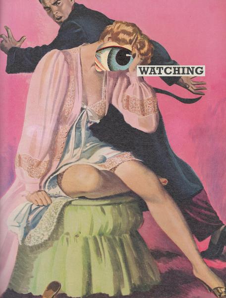 Eye in the Sky by Toni Hearn