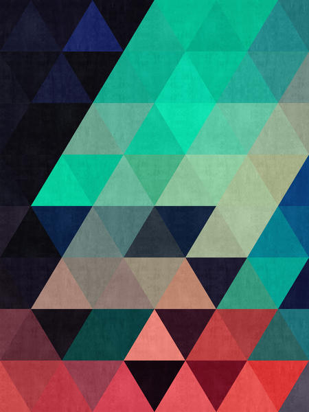 Pattern cosmic triangles I by Vitor Costa