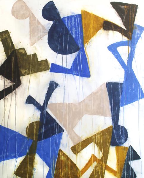 Composition 4 by Jean-Noël Bachès