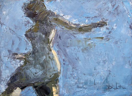 Reflet 1 by Jean-Noel Delettre