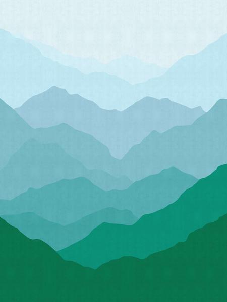 Minimalist landscape IV by Vitor Costa
