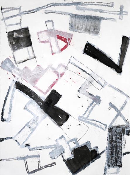 Composition 3 by Jean-Noël Bachès