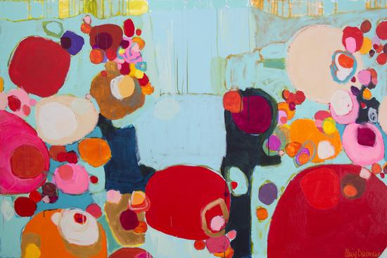 Bright As Quiet by Claire Desjardins