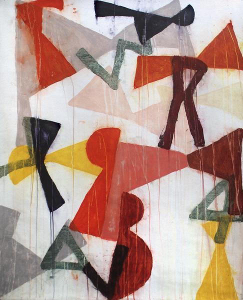 Composition 7 by Jean-Noël Bachès