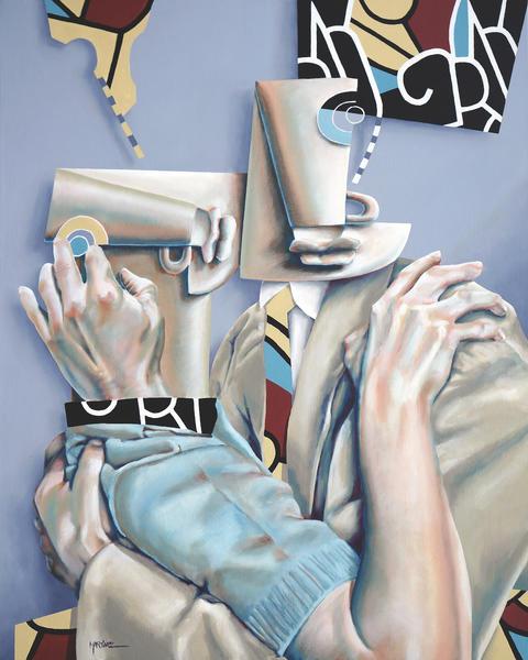 Arrières Pensées by Manuel Martinez