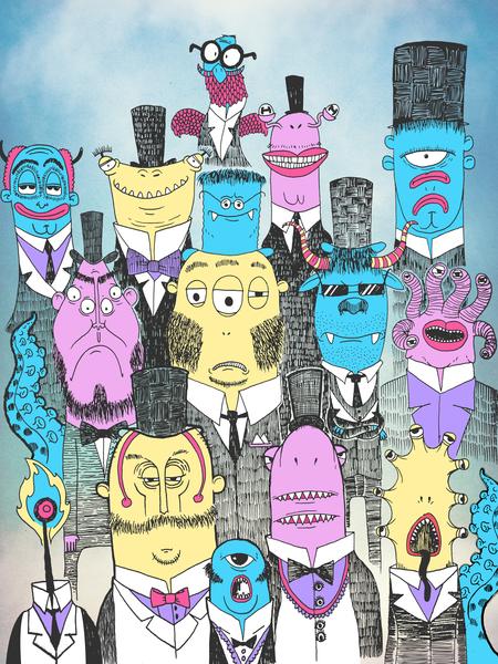 A Few Good Monsters by TenTimesKarma