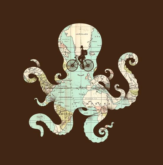 All Around the World by Enkel Dika