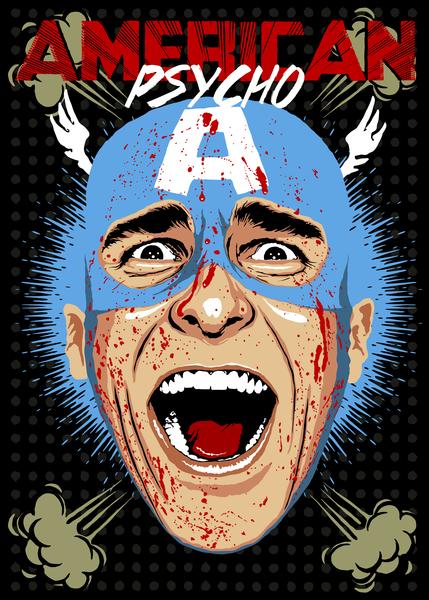 Captain Psycho by Butcher Billy