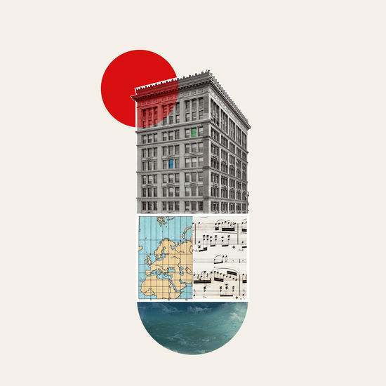 Architecture #2 by Oleg Borodin