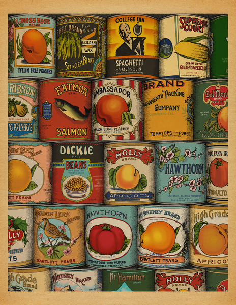 Cans by MegShearer