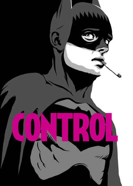 Control | Black & White Edition by Butcher Billy