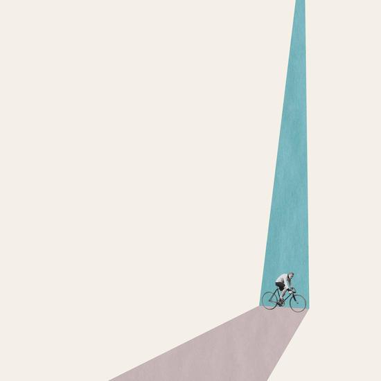 Bicycle by Oleg Borodin