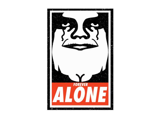 Obey Alone by daniac