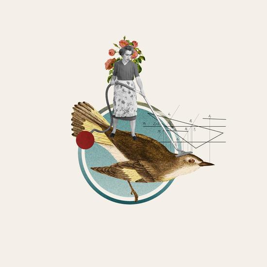 Bird by Oleg Borodin