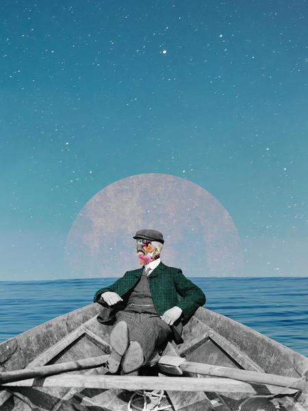 Boat by Oleg Borodin