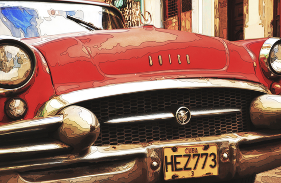 Buick in Cuba by fauremypics
