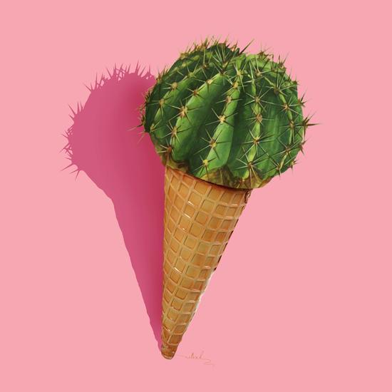Caramba Cacti by Nettsch