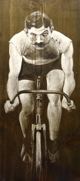 Le Champion by Georgio Fabrello