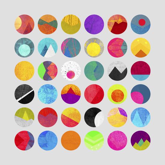 Dots by Elisabeth Fredriksson