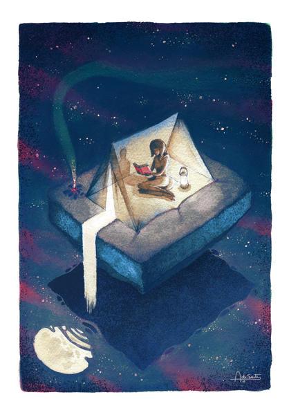Dreaming by Andrea De Santis