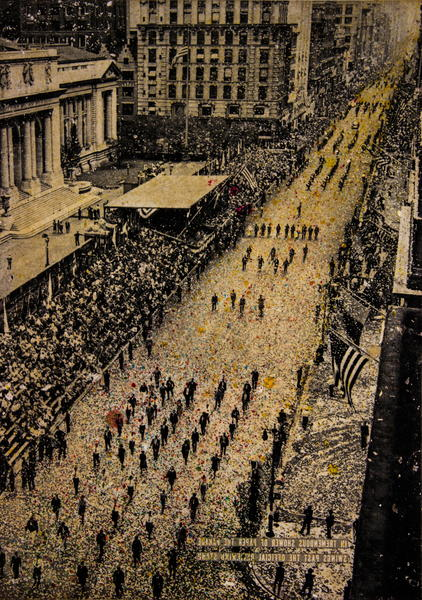 FIFTH AVENUE, 65.000 MARCHERS by db Waterman
