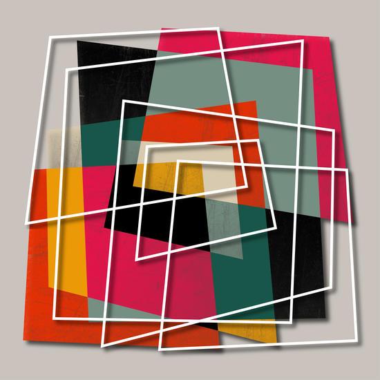 Fill & Stroke III by Susana Paz